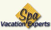 Spa Vacation Experts Logo